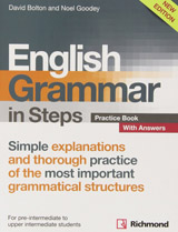 English Grammar in Steps Book Practice Book with Answers