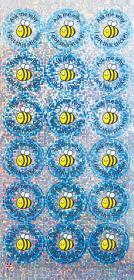36 t�pytiv�ch samolepek s pilnou v�elkou, kter� vyb�z� rodi�e: Ask me why I got this sticker, podpora komunikace mezi �kolou a rodi�i