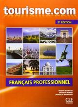 Tourisme.com - 2me édition - Livre + CD audio