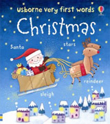 Very first words Christmas