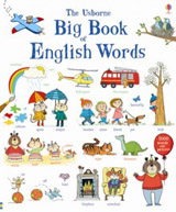 Very First Book Big book of English words