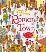 Look Inside a Roman Town