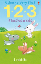 Very First 123 Flashcards