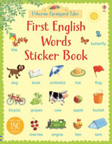 Farmyard Tales First Words Sticker Book