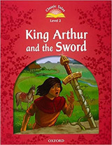 Classic Tales Second Edition 3: The Sword in the Stone with Book and Audio MultiROM
