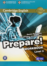 Prepare! 2 Workbook with Audio