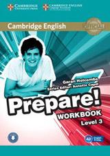 Prepare! 3 Workbook with Audio