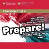 Prepare! 4 Class CDs (2)