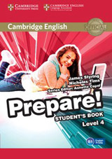 Prepare! 4 Student´s Book