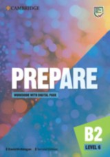 Prepare! 6 Workbook with Audio