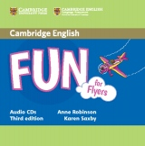 Fun for Flyers 3rd Edition Audio CD