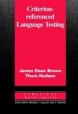 kniha se zab�v� krit�rii zaveden� jazykov�ch test�