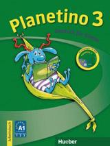 Planetino 3 Arbeitsbuch mit CD-ROM