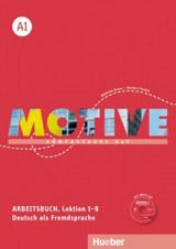 Motive A1 Arbeitsbuch, L. 1-8 mit MP3-Audio-CD