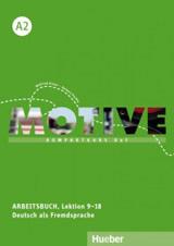 Motive A2 Arbeitsbuch, L. 9-18 mit MP3-Audio-CD