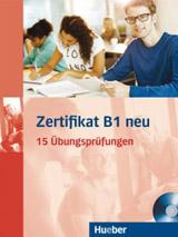 Zertifikat B1 neu Übungsbuch + mp3-CD