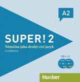 Super! 2 CD zum Kursbuch CZ