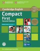 Compact First (2nd Edition) Studen´s Book Pack (Student´s Book with Answers, CD-ROM & Class Audio CDs)