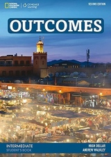Outcomes (2nd Edition) Intermediate Student´s Book with Class DVD