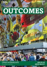 Outcomes (2nd Edition) Upper Intermediate Student´s Book with Class DVD & Online Access Code