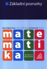 Matematika pro SOŠ - Základní poznatky