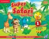 Super Safari 1 Pupil´s Book with DVD-ROM