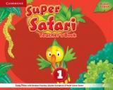 Super Safari 1 Teacher´s Book