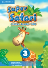 Super Safari 3 Class Audio CDs (2)