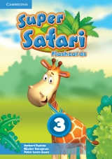 Super Safari 3 Flashcards (pack of 78)
