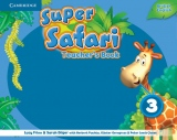 Super Safari 3 Teacher´s Book