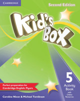 Kid�s Box 5 2nd Edition Activity Book