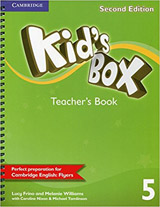 Kid´s Box 5 2nd Edition Teacher´s Book