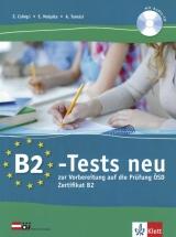 B2 Testbuch Neu + Audio CD