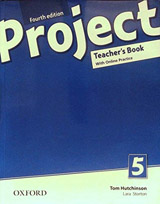 Project Fourth Edition 5 Teacher´s Book with Online Practice Pack