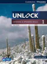 Unlock 1 Listen & Speak Skills Student�s Book with Online Workbook