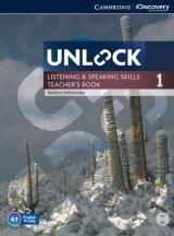 Unlock 1 Listen & Speak Skills Teacher�s Book with DVD