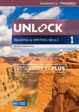 Unlock 1 Reading & Writing Skills Presentation Plus DVD-ROM