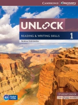 Unlock 1 Reading & Writing Skills Student�s Book with Online Workbook