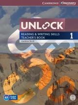 Unlock 1 Reading & Writing Skills Teacher�s Book with DVD