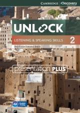Unlock 2 Listening & Speaking Skills Presentation Plus DVD-ROM