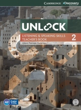 Unlock 2 Listening & Speaking Skills Teacher�s Book with DVD