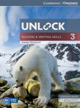 Unlock 3 Reading & Writing Skills Student�s Book with Online Workbook