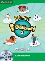 Primary i-Dictionary 2 (Movers) Workbook + DVD-ROM