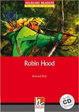 HELBLING READERS Red Series Level 2 Robin Hood + Audio CD