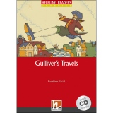 HELBLING READERS Red Series Level 3 Gulliver's Travels + Audio CD