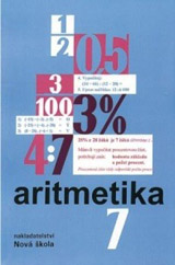 Aritmetika 7 – uèebnice - Zdena Rosecká, Vladimíra Èuhajová, Jiøí Rùžièka (7-10)