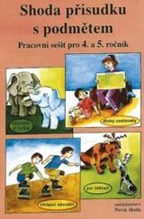 Shoda pøísudku s podmìtem – pracovní sešit - Marie Polonická (4-53)