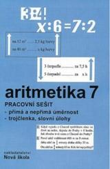 Aritmetika 7 – pracovní sešit - Zdena Rosecká (7-12)