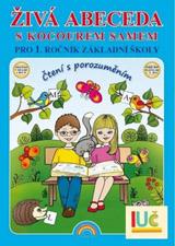 Živá abeceda s kocourem Samem – uèebnice, Ètení s porozumìním - Lenka Andrýsková (11-91)