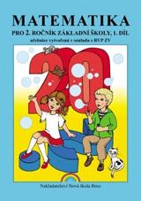 Matematika 2 – uèebnice, 1. díl - Zdena Rosecká, Eva Procházková (2-05)